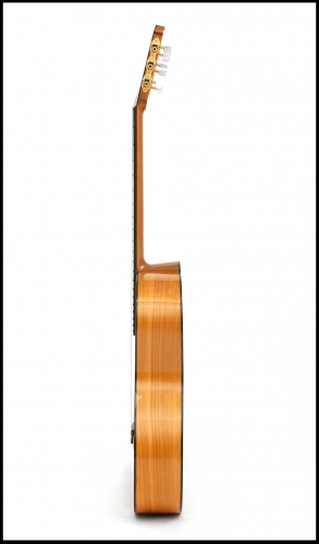 Flamenco guitar neck thickness 17mm - 18mm..jpg