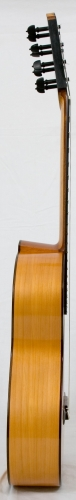 Flamenco guitar neck (thickness_17 mm. – 18 mm), with 2 truss rod, to get control of the neck relief. Cypress guitar ribs.jpg