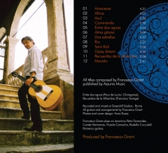 Custom Flamenco guitar_Francesco Grant_Alma Gitana CD.jpg