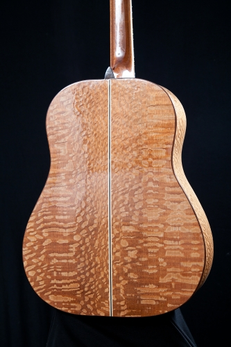 Gibson J 45, back of Snakewood