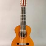 8 telli Requinto Gitar, önden görünüm